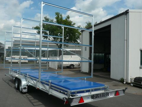 New Trailers for ASC DUHLA Sports Club