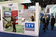 STV GROUP at IDEX 2019