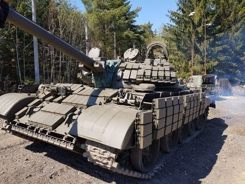 Installing ERA on Main Battle Tanks
