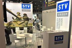 STV GROUP na DSEI 2019